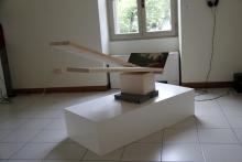 foto de la pieza y canción Begira Nago en Sanz Enea de Zarauz