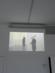 photo of the exhibition Cuando el arte es una forma de comportamiento...