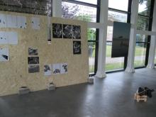 foto de la exposición Cuando el arte es una forma de comportamiento...