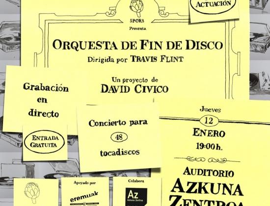 flierra: orquesta de fin de disco