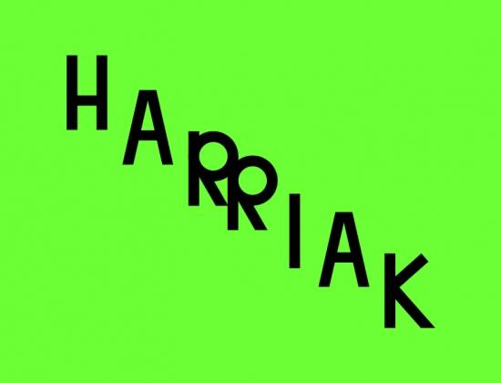 imagen del program Harriak. Diseño