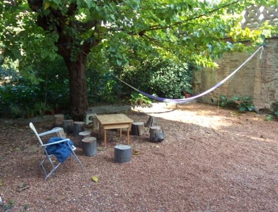 Foto del jardín de Halfhouse