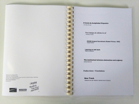 photo of Publicación analfabeta 1