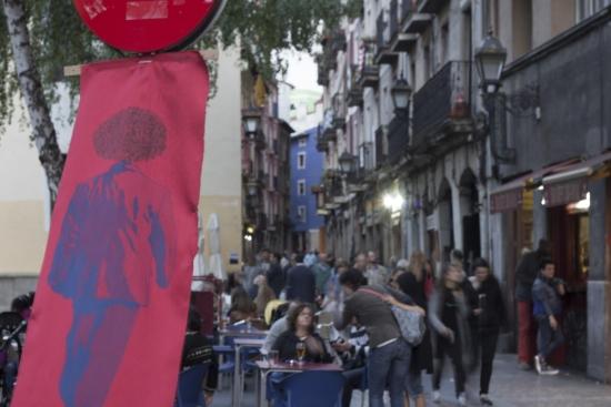 foto del microfestival artístico Iturfest