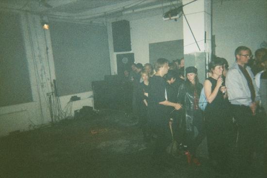 concierto en NK Berlin, 6 de septiembre 2015. Fotos de Glen Schena