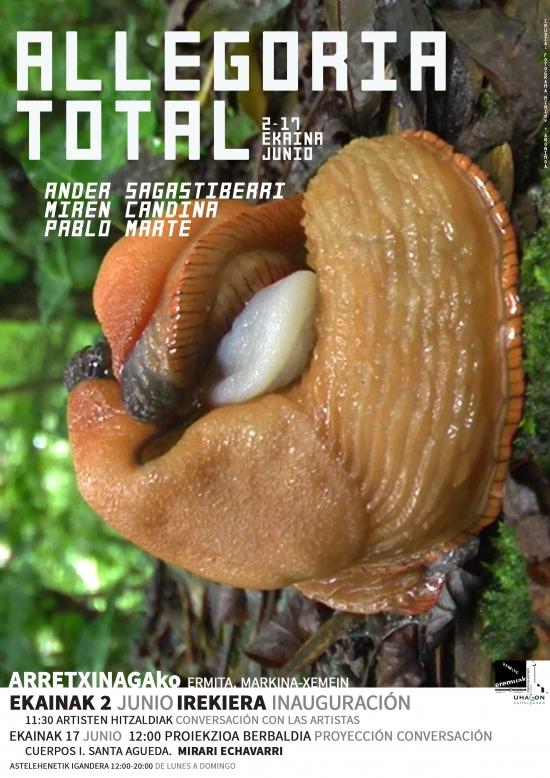 Poster Allegoria total
